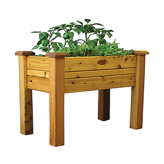 gronomics raised garden box