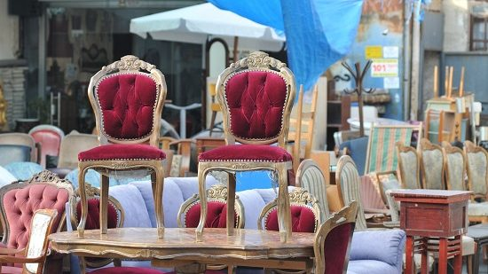 National poll reveals Britons are unaware that buying preloved or second-hand furniture is greener than buying new