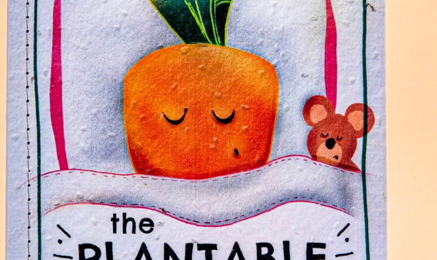 Innovative company creates first ever plantable children's books and secures investment on Dragons' Den