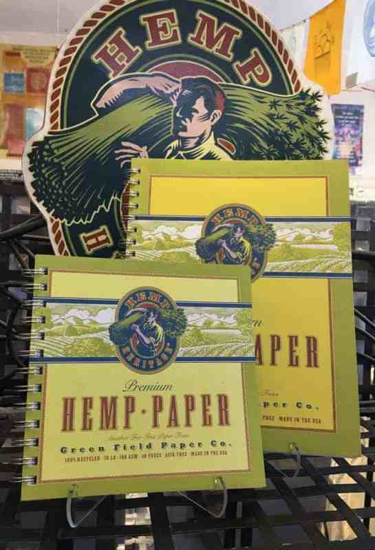 Green Field Hemp paper