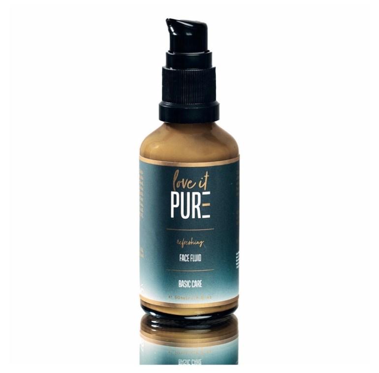 love it Pure Face Fluid
