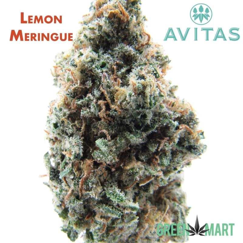Lemon Meringue by Avitas