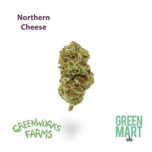 Greenworks Farms Northern Cheese Flower