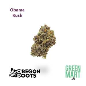 Oregon Roots Obama Kush Flower