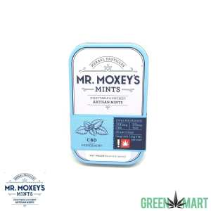 Mr. Moxey's Mints CBD Peppermint