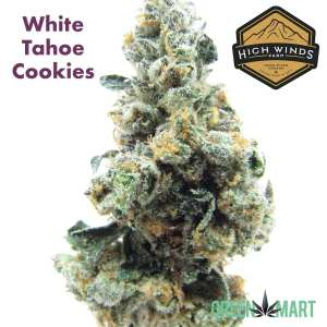 White Tahoe Cookies by High Winds Farm