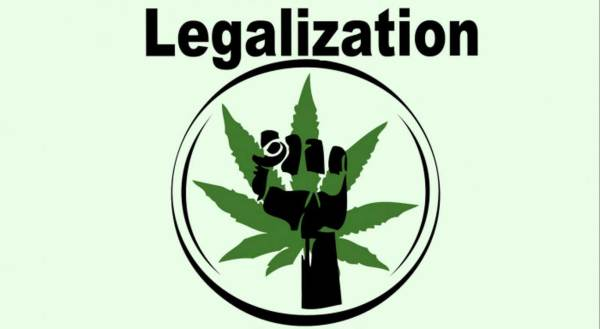 Legalization Flag