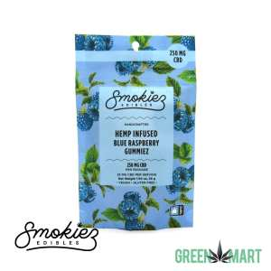 Smokiez Edibles - New Raspberry CBD