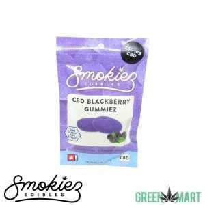 Smokiez Edibles - CBD Blackberry Gummiez