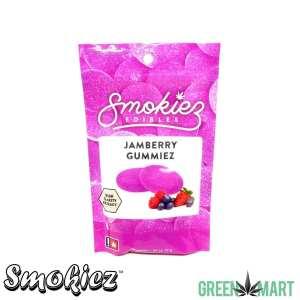 Smokiez Edibles - Jamberry Gummiez