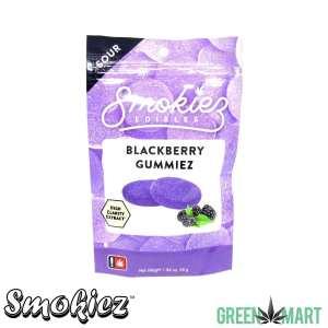 Smokiez Edibles - Sour Blackberry Gummiez