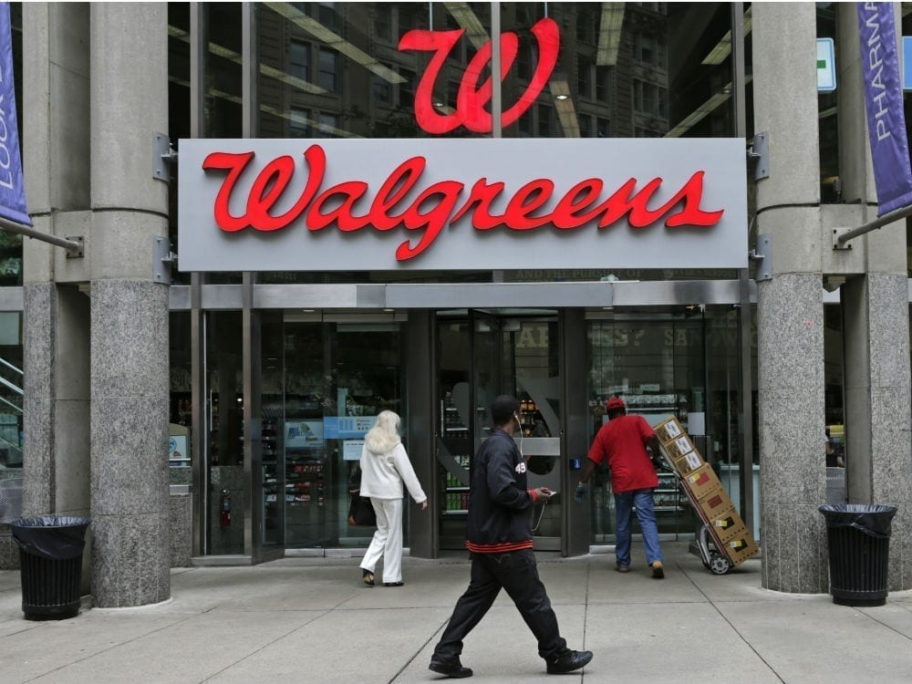 Walgreens going greener with new cannabis-infused products