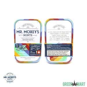 Mr. Moxey's Mints - Proud CBD 2:1 Peppermint