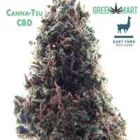 Canna-Tsu CBD by East Fork Cultivars