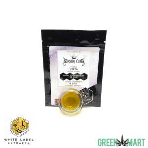 White Label Extracts - Vista Sugar Sauce