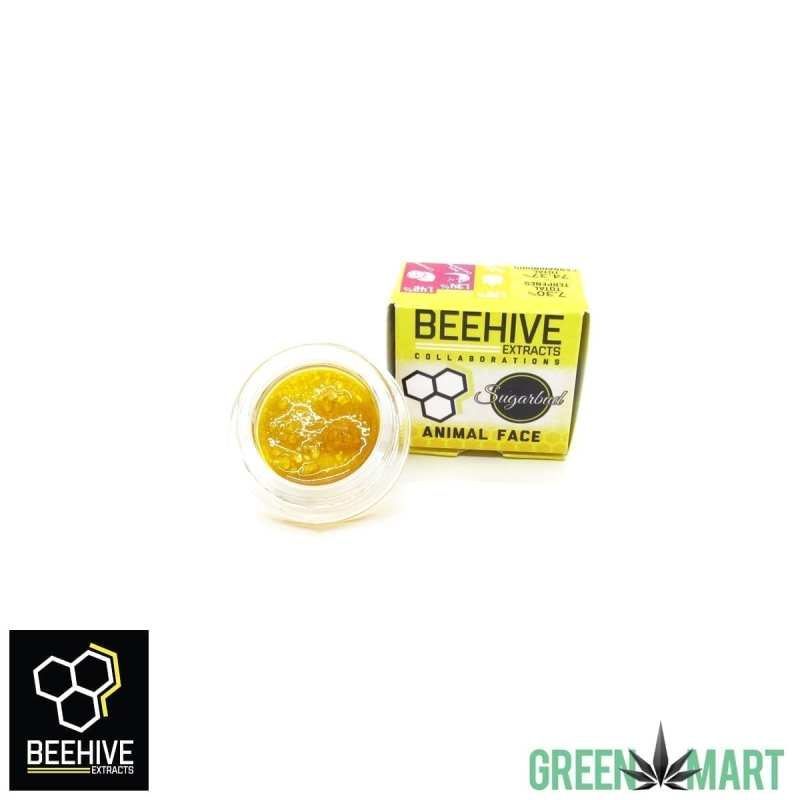 Bee Hive Extracts - Animal Face
