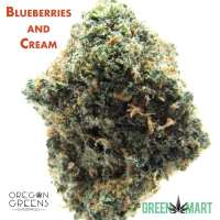 Blueberries and Cream by Oregon Green Enterprises