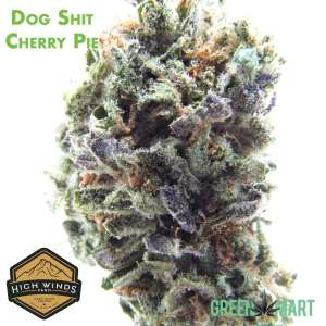 Dog Shit Cherry Pie by High Winds Farm