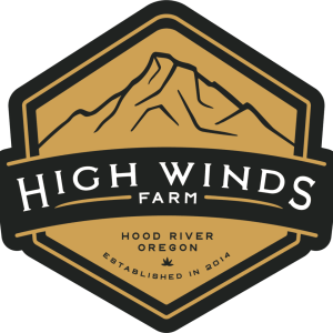 High Winds Farms Logo