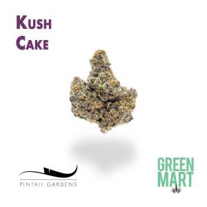 Kush Cake by Pintail Gardens