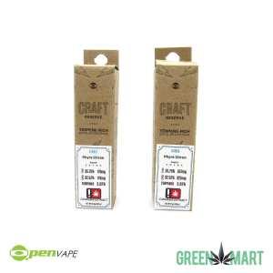 O.pen Vape Craft Reserve Cartridges - Phyre Citron