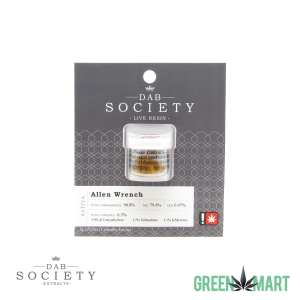 Dab Society Extracts - Allen Wrench Live Resin