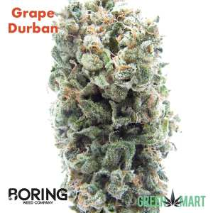 Grape Durban by Boring Weed Co.