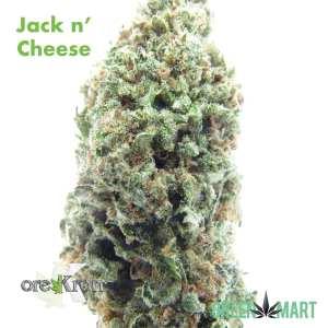 Jack n' Cheese by Orekron