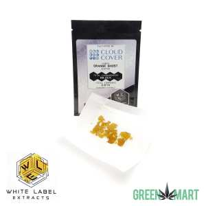 White Label Extracts - Orange Ghost Shatter