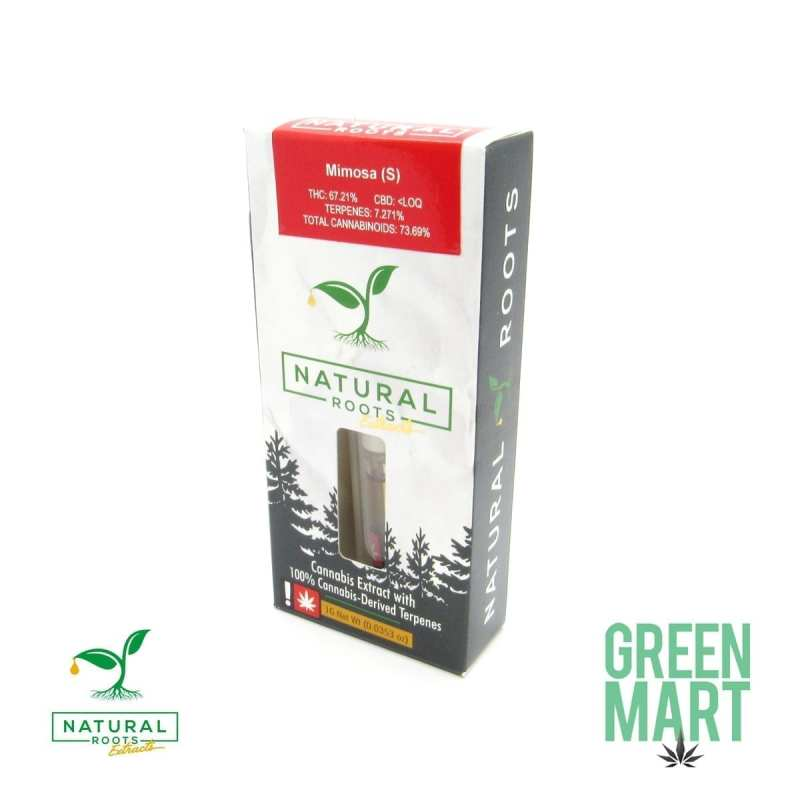 Natural Roots Extracts Cartridges - Mimosa