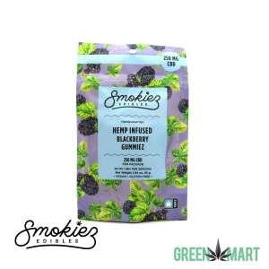 Smokiez Edibles - New Blackberry CBD