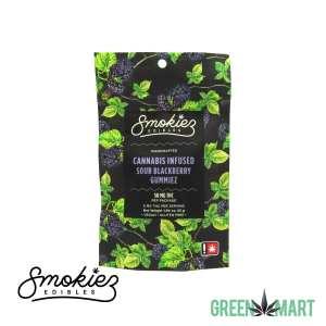 Smokiez Edibles - New Sour Blackberry THC