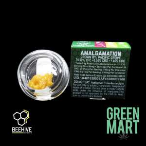 Beehive Extracts - Amalgamation Back
