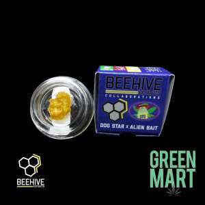 Beehive Extracts - Dog Star Alien Bait Front