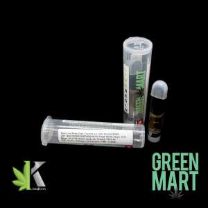 Green Mart Live Resin Cartridge - Dosi Half Gram
