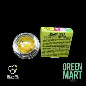 Beehive Extracts - Grape Head Back