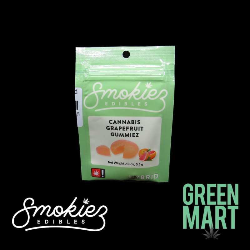 Smokiez Edibles - Grapefruit Single Front
