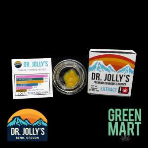 Dr. Jolly's Extracts - Heroes of the Farm Blend Terps