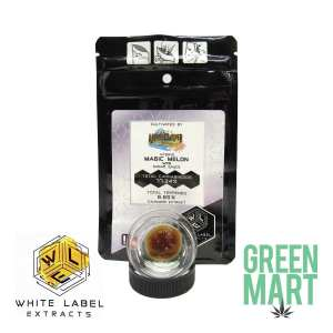 White Label Extracts - Magic Melon Front