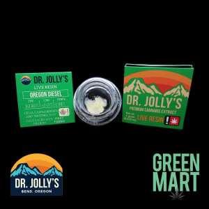 Dr. Jolly's - Oregon Diesel Front