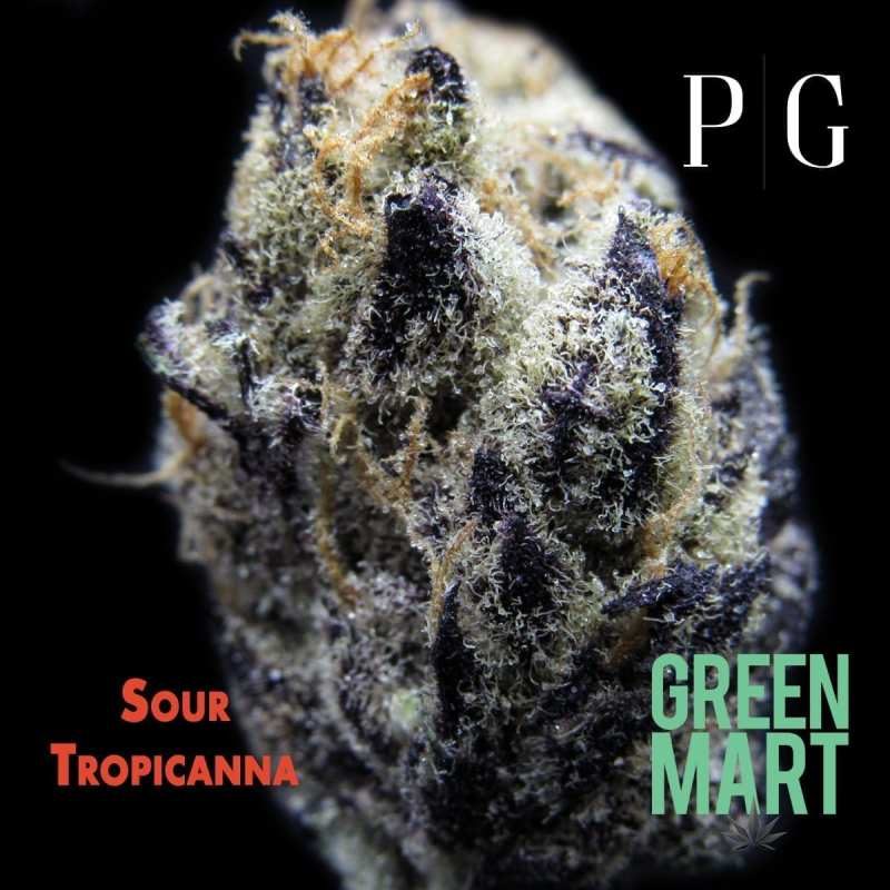 Sour Tropicanna by Pacific Grove