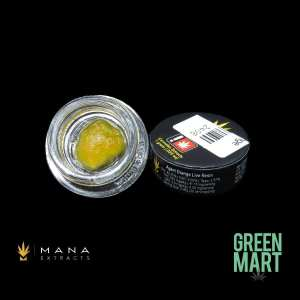 Mana Extracts - Agent Orange Live Resin