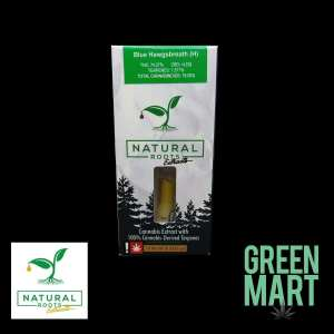 Natural Roots Extracts - Blue Hawgsbreath 1g