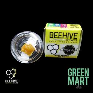 Beehive Extracts - Blue Moose Front