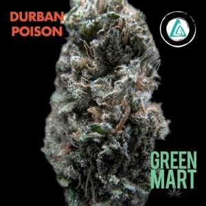 Durban Poison by Alibi Cannabis