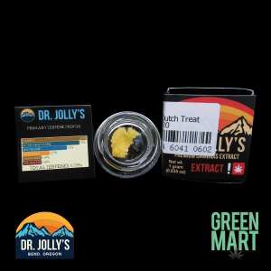 Dr. Jolly's Extracts - Dutch Treat Terps
