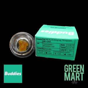 Buddies Brand Live Resin - Lemongrass Terps