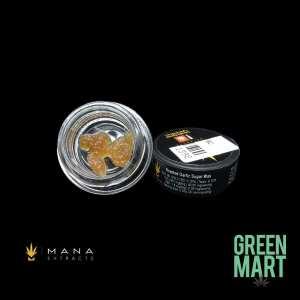 Mana Extracts - Roasted Garlic Sugar Wax