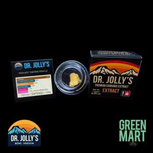 Dr. Jolly's Extracts Terpee Slurp33 Terps