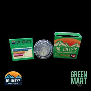 Dr. Jolly's Extracts - Trainwreck Terps